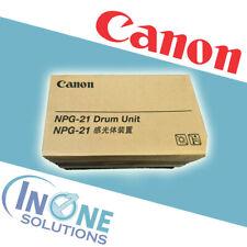 Genuine Canon NPG-21 Drum Unit - Black