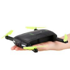 DHD Foldable Selfie Drone With Camera Headless Mode Stunts Quadcopter UK