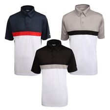 Ram Golf Ultimate Panel Golf Polo Shirt 3 Pack