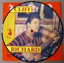 "Cliff Richard - Dynamite  - 7"" Picture Disc - Germany - 1987 - NEW"