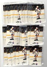 1X WAYNE GRETZKY 1988 Esso NMMT Edmonton Oilers LA Kings Lots Available