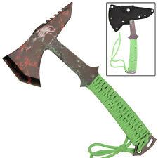 Overtaken Zombie Tactical Survival Stainless Steel Outdoor Throwing Axe