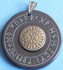 CORNO rune Amuleto Odins potere
