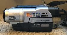 Sony Digital 8 HandyCam Dcr-Trv140 Ntsc - Used