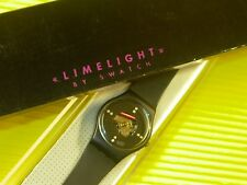 Swatch X-MAS Special von 1985 LADY LIMELIGHT - LB113 in NEU & OVP