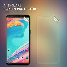 10 x CLEAR FRONT LCD SCREEN PROTECTOR SHIELD FILM GUARD FOR ONE PLUS ONEPLUS 5T