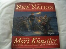 "MORT KUNSTLER  SIGNED Book ""The New Nation"" 2014"