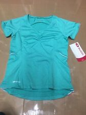 Sugoi Women's Verve Sleeve Cycling Jersey Glacier Green Medium #964