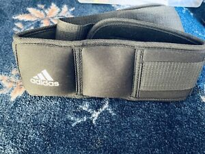 Adidas Weighted Weightlifting Belt Training One Size