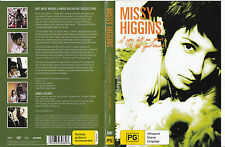 Missy Higgins-If you Tell Me Yours,I'll Tell You Mine-2005-Missy Higgins-DVD