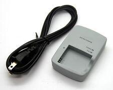 Cargador de batería para CB-2LYE Canon PowerShot D10 D20 D30 ELPH 500 HS NUEVO
