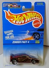 Hot Wheels Zender Fact 4 collector #228