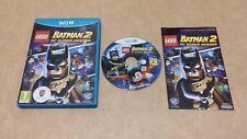 Lego Batman 2: DC Super Heroes (Nintendo Wii U) European Version PAL