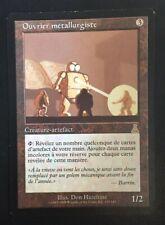 MTG magic French *METALWORKER / OUVRIER METALLURGISTE* Urza's Destiny Artifact