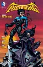NIGHTWING VOLUME 4 LOVE AND BULLETS by Chuck Dixon (2016, Paperback)