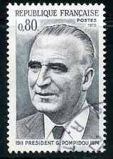 STAMP / TIMBRE FRANCE OBLITERE N° 1839 GEORGES POMPIDOU