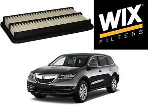 WIX WA10053 Replacement Air Filter For 2014-2015 Acura MDX New Free Shipping