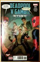 DEADPOOL v GAMBIT #4 (2016 MARVEL Comics) NM - Comic Book