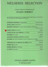 Plaisir d'amour de Martini - Pour Cornet à pistons, Bugle, Trompette et tous ...