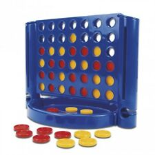 Connect 4 Grab and Go Game - Travel Game Size NEW UK SELLER