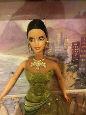 COLLECTOR EDITION, chasse au trésor, Exotic Beauty Barbie Doll
