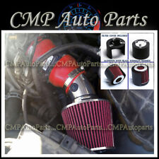 RED 98-04 CADILLAC SEVILLE SLS/STS 4.6L AIR INTAKE KIT + FILTER COVER