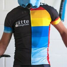 Ritte DOS Cycling Jersey, Race Fit, Small