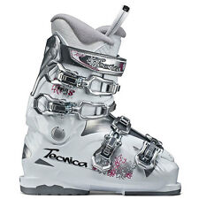 Tecnica Esprit 8 Womens Ski Boots Size 23.5 White