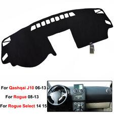 Xukey Dash Mat Dashmat Dashboard Cover For Nissan Rogue 2008-2013