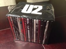 U2 - The Kiosk Collection Box 2015 Spain 14 CDS + 4 DVDS  NEW AND SEALED