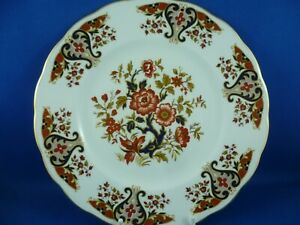 Vintage  COLCLOUGH Made in ENGLAND  Bone China ROYALE  21 cm Plate