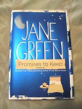 Promises to Keep Jane Green  DJ HB First Edition Book 2010 NEW 1st Printing