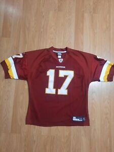 Reebok Washington Redskins NFL Jersey Jason Campbell #17 Size 54 XXL