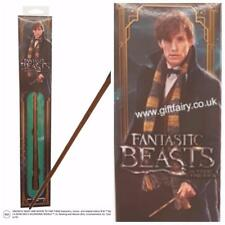 Noble Collection Fantastic Beasts Newt Scamander's Wand by Noble-NEW IN!!!