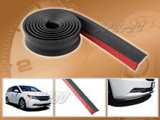 BUMPER LIP VALANCE RUBBER STRIP 7.5' FOR 2010-2012 EUROPEAN CAR TRUCK SUV VAN