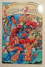 League of Justice #2 ! DC 1996 ! ELSEWORLDS JLA ! VERY SHARP ! hayfamzone