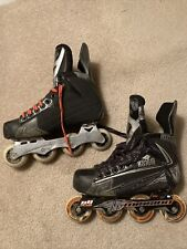 New listing Mission Axiom A.S Roller Hockey Skates Inline Skates Size Us 6E Shoe Size 7.5