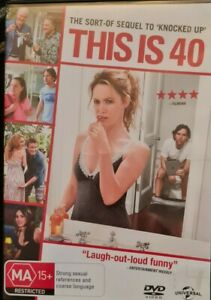 This Is 40 (2013, DVD) Region 4