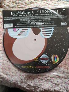 Kanye West Ft. Daft Punk Stronger Vinyl LP 2007