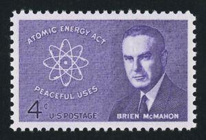 Scott #1200, 4c Atomic Energy, Gem-OG-NH, 2013 PSE (100-nh) - HIGHEST GRADE !