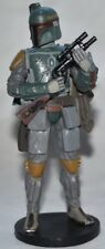 Disney Authentic BOBA FETT FIGURINE Cake TOPPER STAR WARS Bounty Hunter Toy NEW