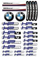 HP4 BMW Motorsport S1000RR Motorrad Aufkleber Stickers Racing HP Performance /20