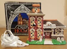 Creepy Hollow Lighted Halloween House by Midwest 'Medical Ghoul School