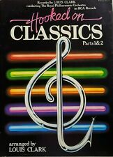 Hooked on Classics Piano Sheet Music Parts 1 and 2