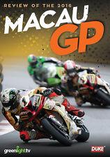Macau 2016 DVD