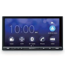 """Sony XAV-AX5000 6.95"""" Digital Media Receiver w/ Apple CarPlay and Android Auto"""
