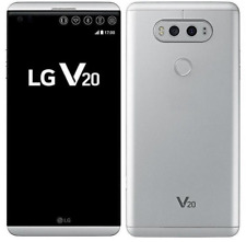 LG V20 - 64GB - VS995 Silver (Unlocked) Smartphone