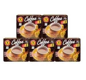 (Value Pack) Nature-Gift Instant Coffee Plus Weight Control Slimming Ginseng x 5