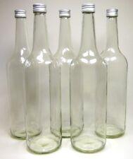 20 Leere Glasflaschen Glasflasche Flasche leer 1000ml