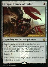Dragon Throne of Tarkir FOIL | NM | Release Promos | Magic MTG